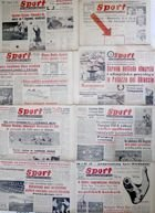 The Sport newspaper 1950-1956 (8 itmes)