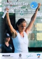 The Tomaszewski Cup tennis tournament official programme (21-27.08.2006)