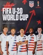 The USA Football Team of FIFA U-20 World Cup Poland 2019