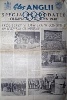 The Voice of England Journal - Olympic Games London 1948