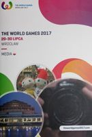 The World Games Wroclaw 2017. Handbook: Media