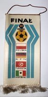 The XI FIFA World Cup Argentina 1978 group II pennant