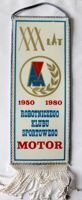 The XXXth Anniversary of RKS Motor Lublin pennant
