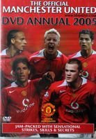 The official Manchester United DVD Annual 2005