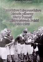 The true and false history of Warta Poznan in Poland Football Championships 1921-1939