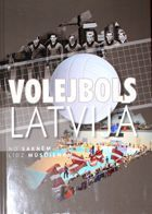 The volleyball in Latvia