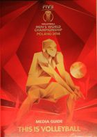 This Is Volleyball - Men's World Championship Poland 2014 Media Guide