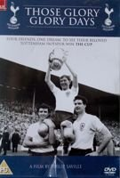 Those Glory Glory Days DVD film Tottenham
