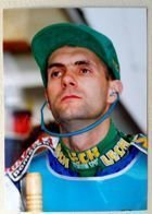 Tomasz Gollob photo (with original autograph)