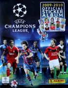UEFA Champions League 2009-2010 Official Licensed Panini Sticker Album (complete)