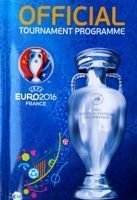 UEFA Euro 2016 official tournament programme (English version)