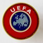 UEFA (enamel, with signature)