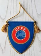 UEFA pennant (official product)