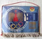 VI Olympic Games of Country Sportsman's Janikowo-Moscow 1980 pennant