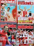 Volleyball Magazine 2007-2010 (set of 4 items)
