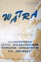 """Watra"" - Bulletin of Sport Collectors Association TS Tramwaj nr 2(39)/2002"