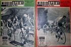 Weekly Miroir-Sprint (special editions): Tour de France 1957 (2 issues)
