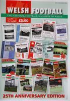 """Welsh Football"" The National Football Magazine of Wales nr 194 (2017)"