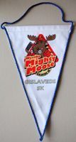 Westbo Mighty Moose Gislaveds SK (ice hockey) pennant