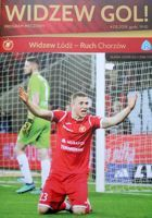 Widzew Lodz - Ruch Chorzow and Olimpia Grudziadz II league (04 and 08.05.2019) official programme
