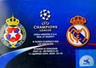 Wisla Cracow - Real Madrid UEFA Champions League qualification match official programme (11.08.2004)