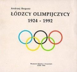 Olympians from city Lodz 1924-1992